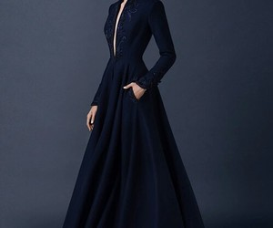 dress and model image