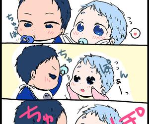 <3, anime, and kuroko image