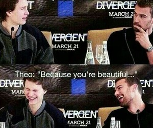 adorable, funny, and divergent image