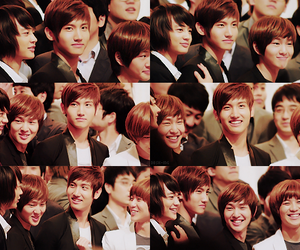changmin, Onew, and dbsk image