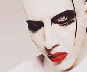 Antichrist Superstar and Marilyn Manson image