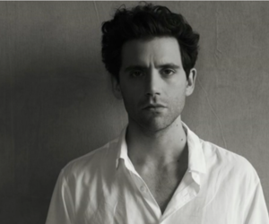 black and white, mika, and penniman image