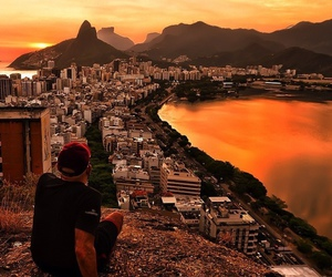 travel, brasil, and city image