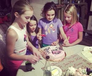beautiful, cake, and child model image