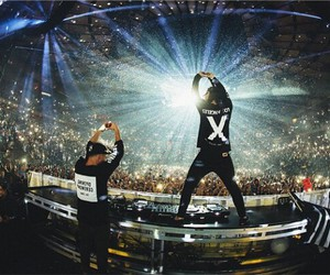 skrillex, diplo, and dj image