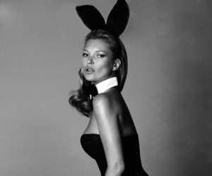 bunny, Playboy, and editorial image