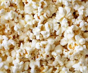popcorn, food, and wallpaper image