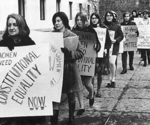 women, equality, and feminism image