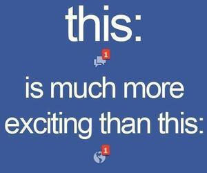 facebook, message, and true image