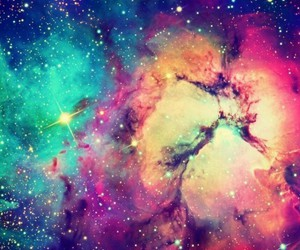 galaxy, stars, and colors image