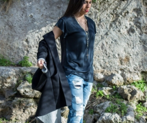 blog, girl, and style image