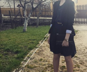 easter and ootd fashion image