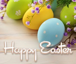 easter, ecard, and pretty image