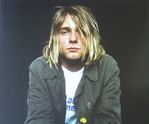 cobain, forever, and grunge image