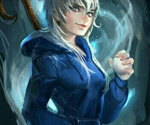 jack frost, disney, and art image