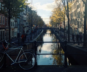 amsterdam, city, and europe image