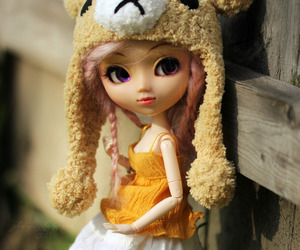 doll, kawaii, and pullip image