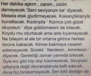 ask, Turkish, and sözler image