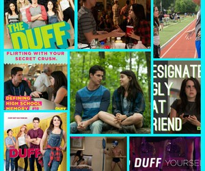 Collage, movie, and teen image