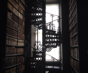 books, dublin, and irland image