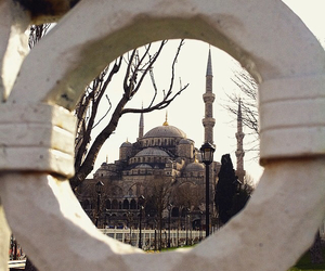 city, istanbul, and travel image
