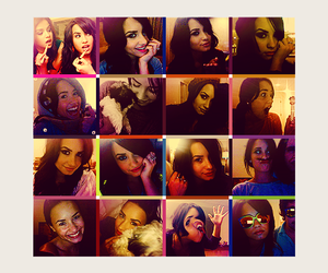 crazy, demi lovato, and twitter image