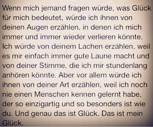 gluck, liebe, and quote image