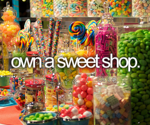 before i die, bucket list, and candy image