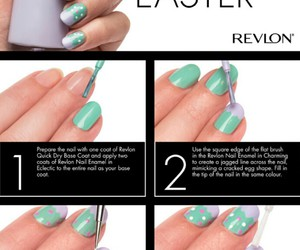 diy, nail art, and cute image