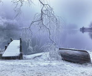water and winter image