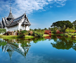 thailand and travel image