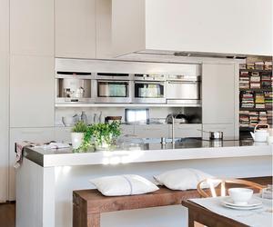 home decor, interior inspiration, and modern kitchen image