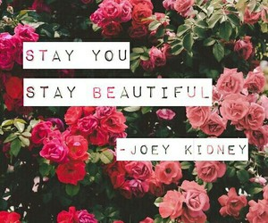 beautiful, be you, and stay awesome image