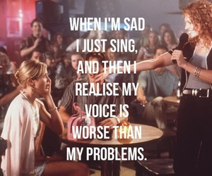 problem, sing, and funny image