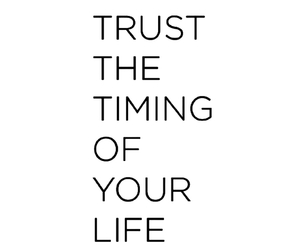 quotes, life, and trust image