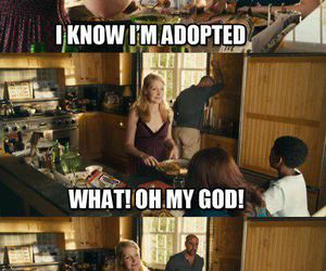 adopted and easy a image