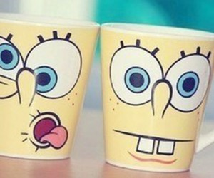 cup and spongebob image