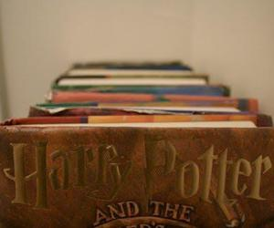 harry potter, book, and hp image