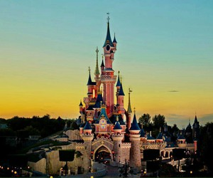 disney, magical, and world image