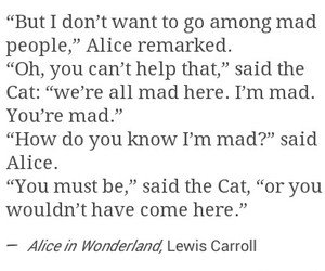 alice in wonderland, books, and fairytale image