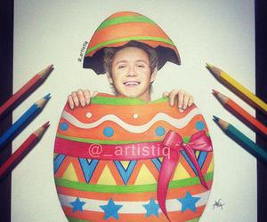 niall horan, one direction, and easter image