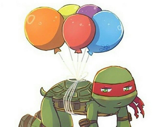 awww, tmnt, and cute image