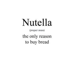 nutella and true image