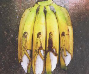 banana and beatles image