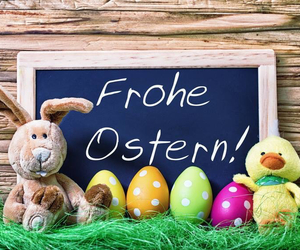 easter, happy easter, and ostern image