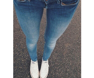 clothes, pants, and shoes image