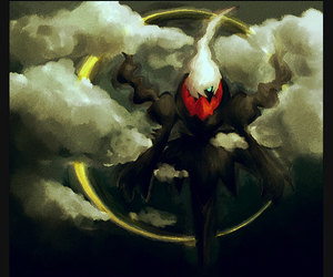 dark, pokemon, and darkrai image