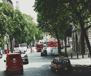 bus, Dream, and london image