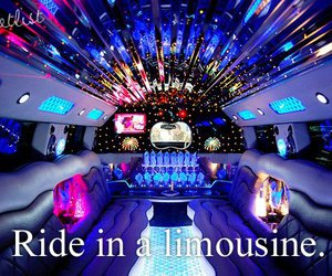 before i die and limousine image