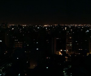 city, ciudad, and lights image